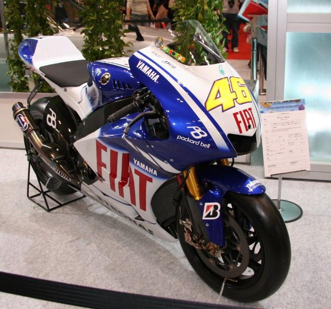Il VR46 e Valentino Rossi