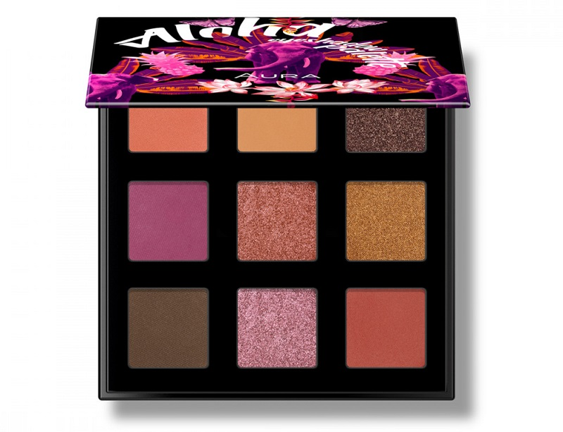 Aura Eyeshadow Palette